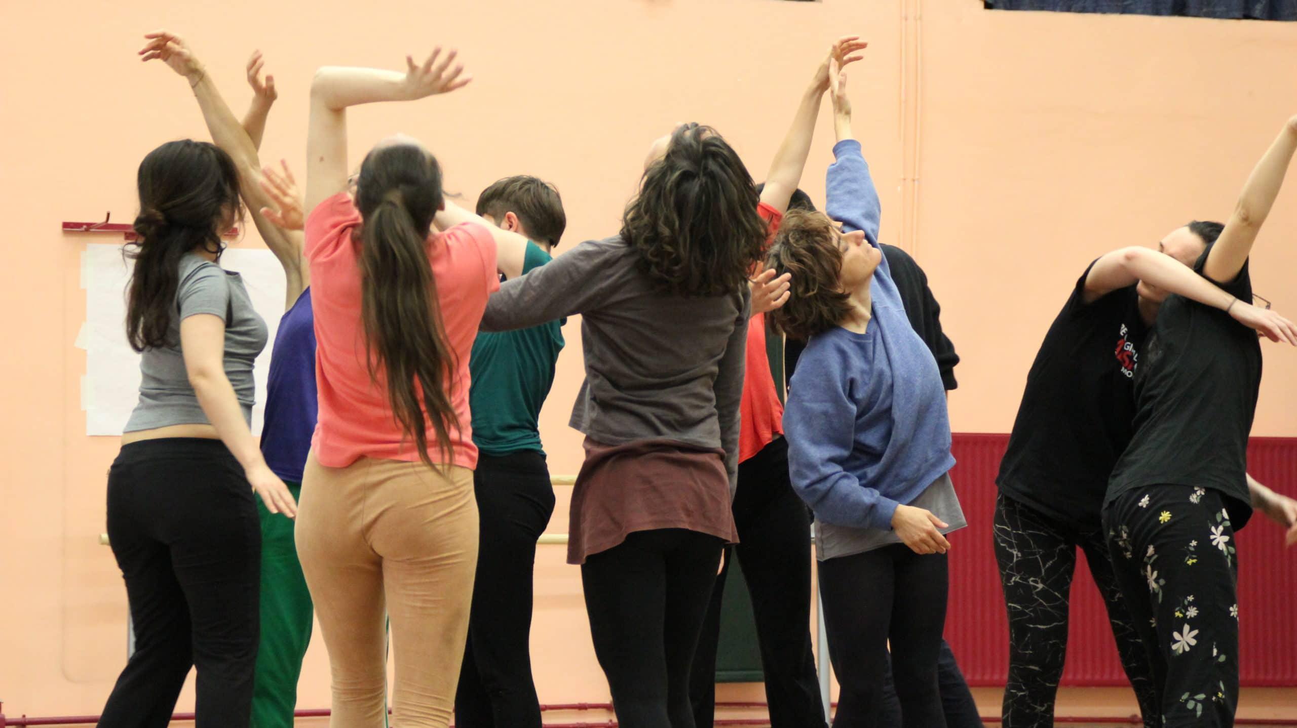 groupe danse BMC