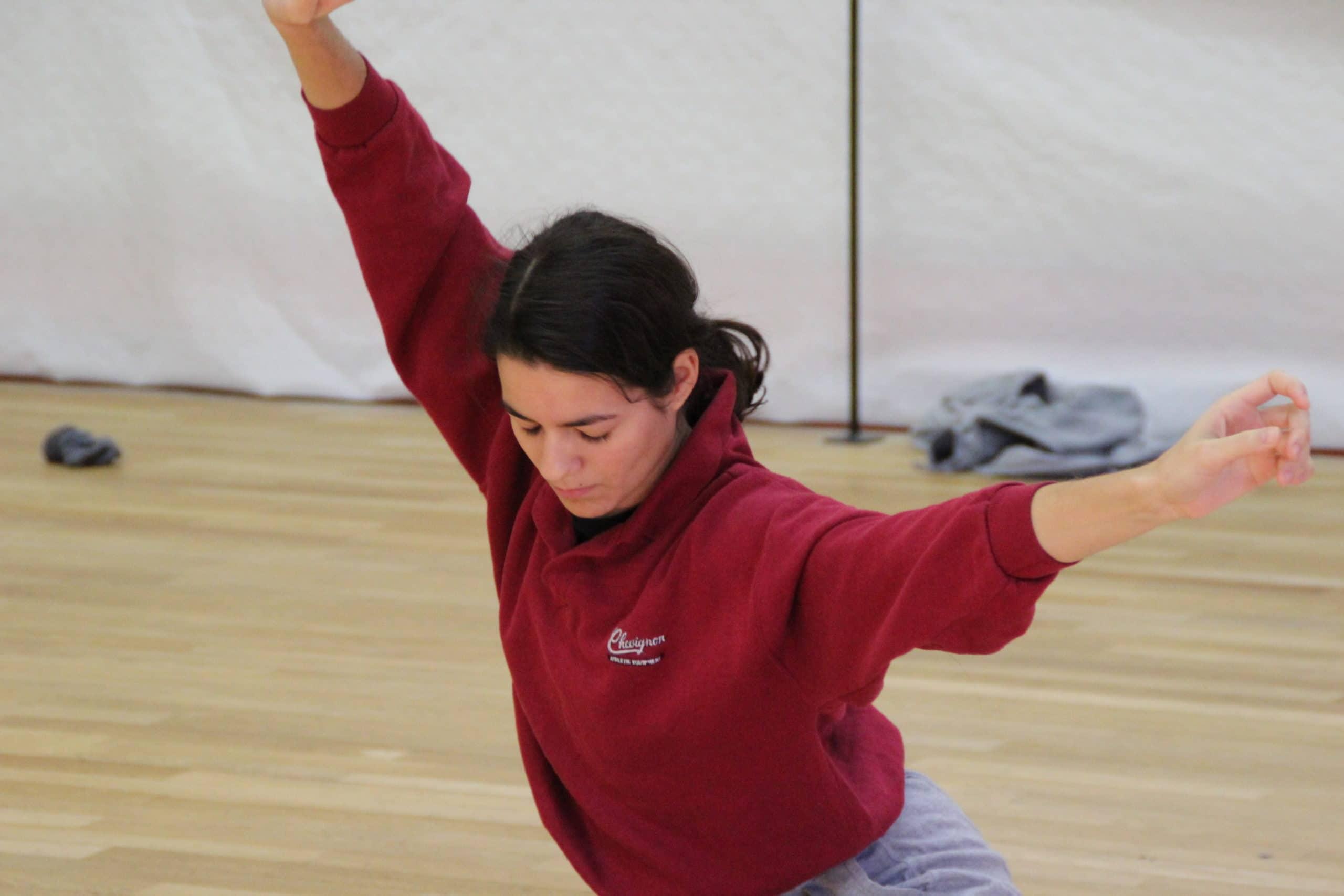 danseuse BMC