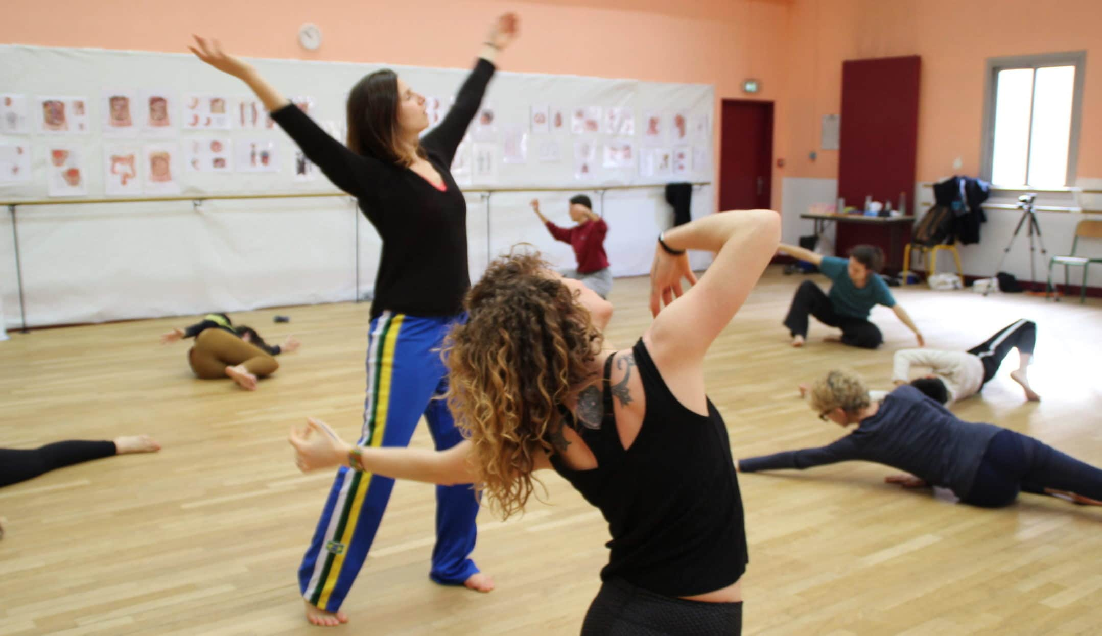 formation danseur Paris